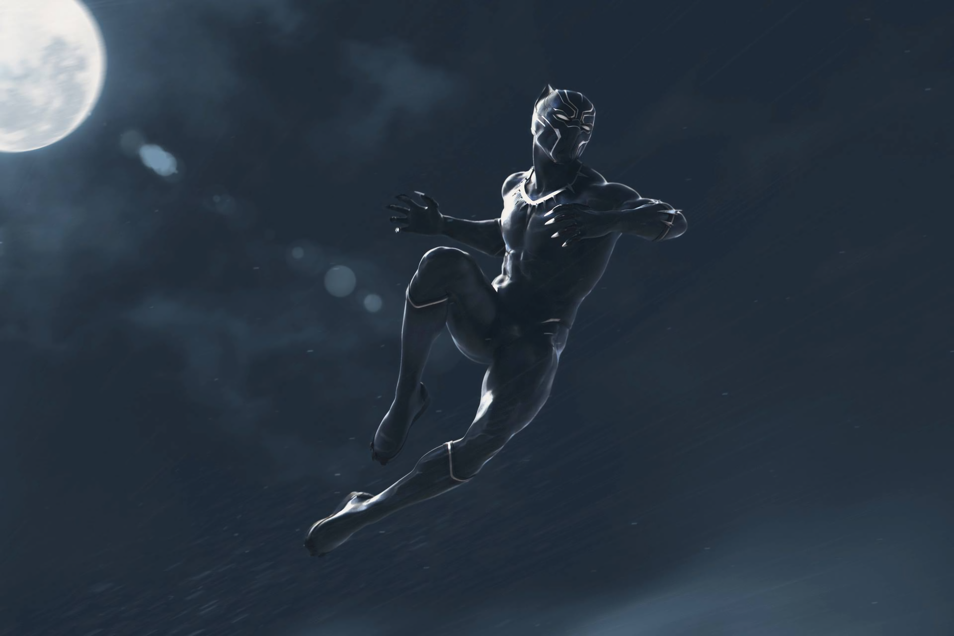 Black Panther Hd Wallpaper Background Image 1920x1280 Id 878088 Wallpaper Abyss