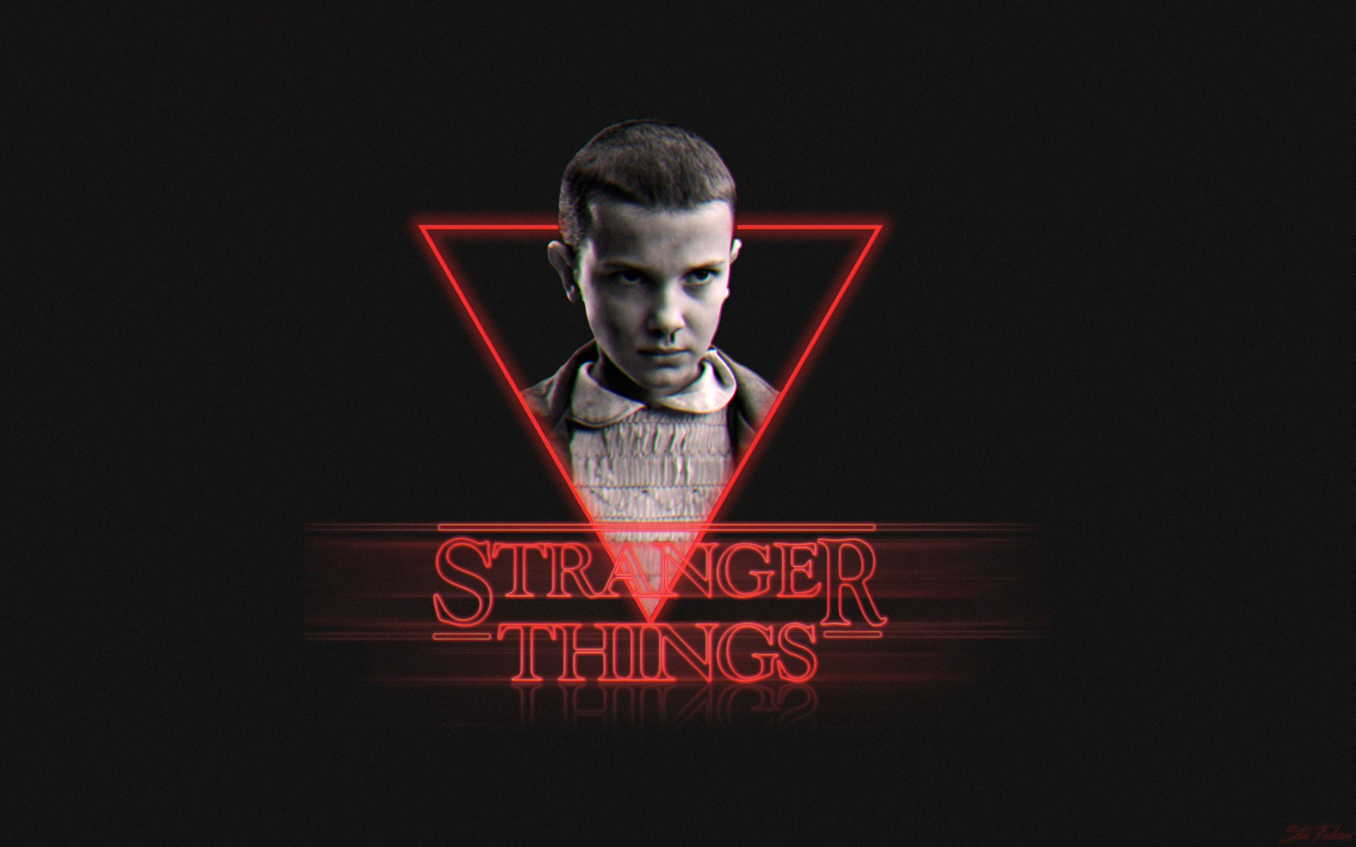 Stranger Things HD Wallpaper | Background Image | 1920x1200 | ID:879362 - Wallpaper Abyss