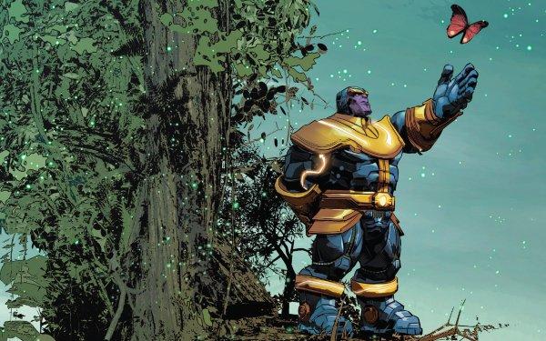 Comics Avengers: Infinity wars Thanos Marvel Comics Avengers: Infinity War HD Wallpaper | Background Image