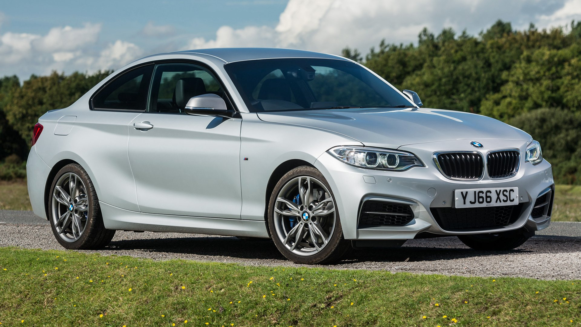 2016 BMW M240i Coupe HD Wallpaper | Background Image ...