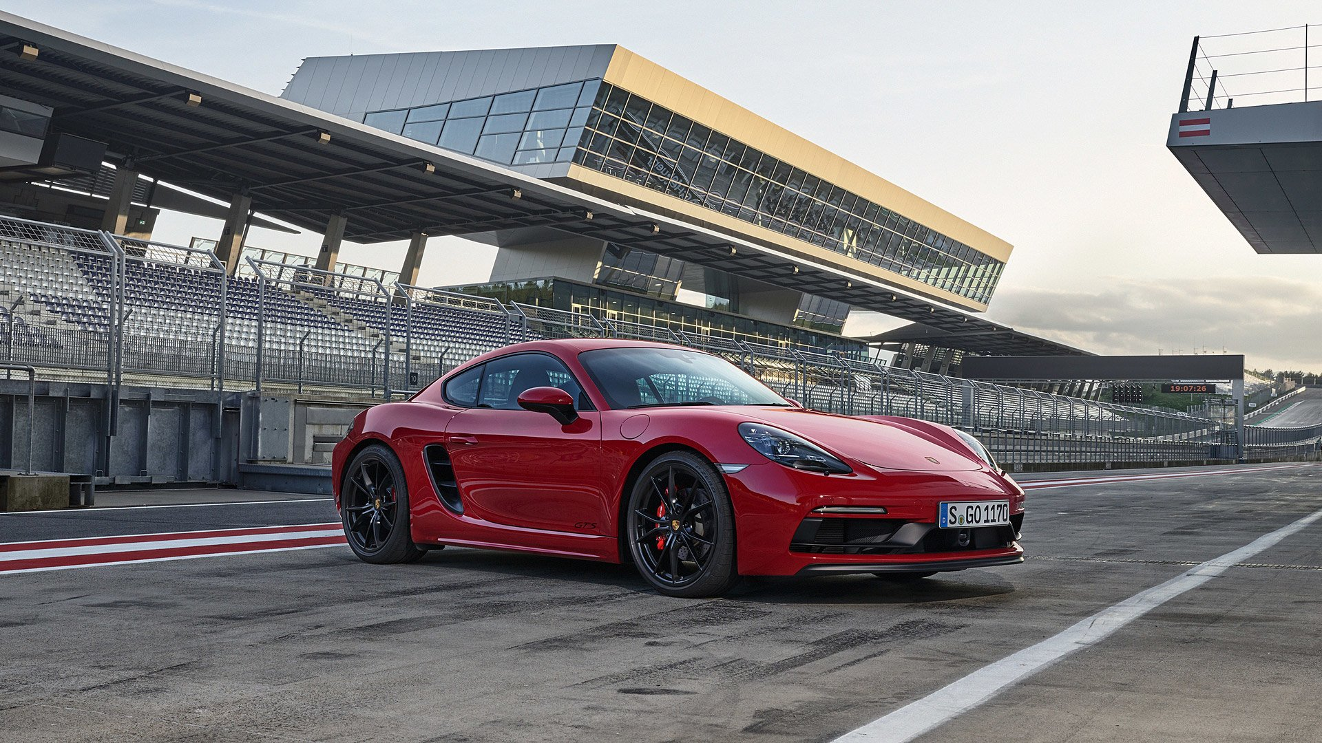 10 Porsche 718 Cayman Gts Hd Wallpapers Background Images Wallpaper Abyss