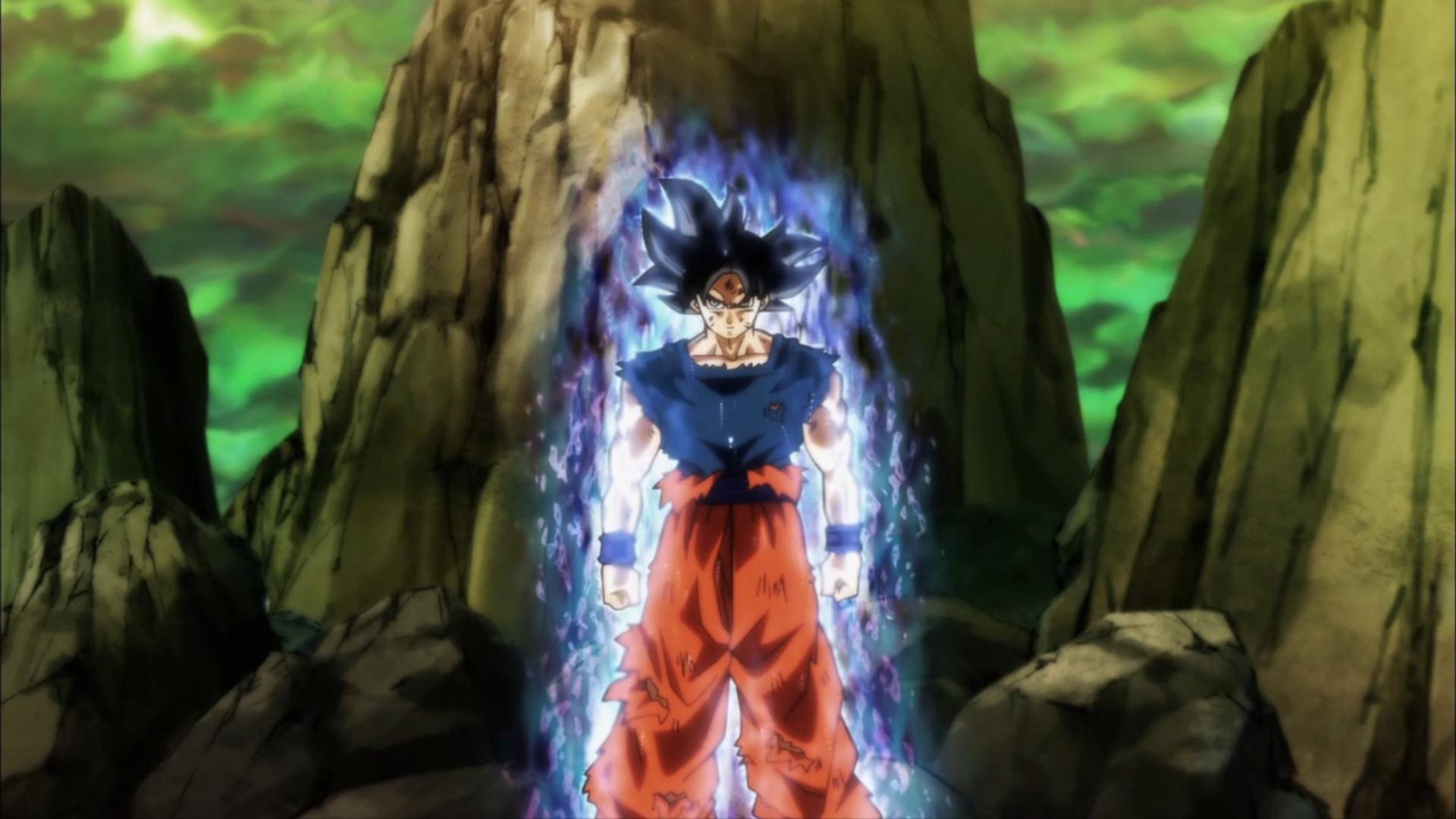 Goku Ultra Instinct Hd Wallpaper Background Image 1920x1080