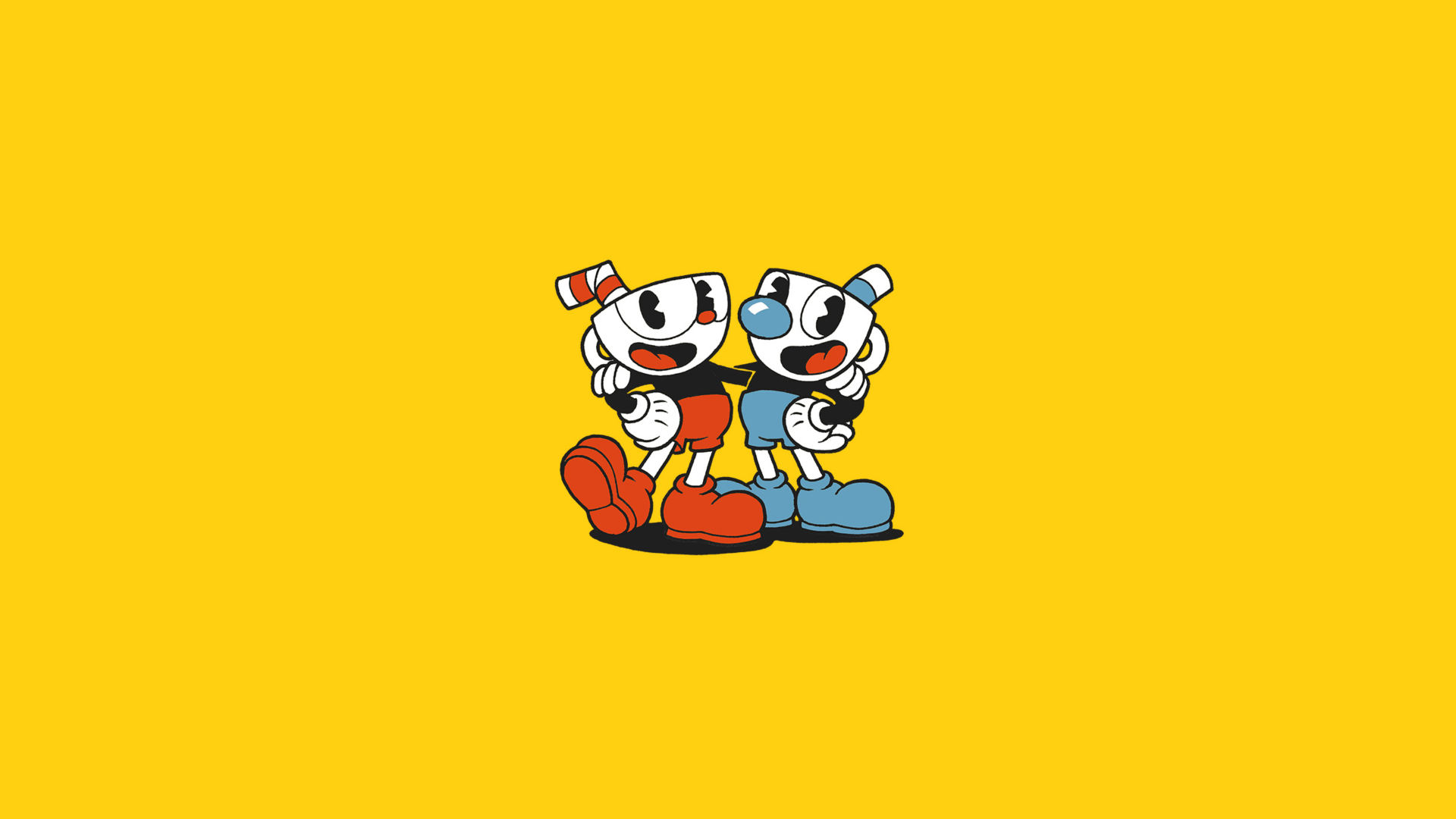 Video Game - Cuphead  Mugman (Cuphead) Wallpaper