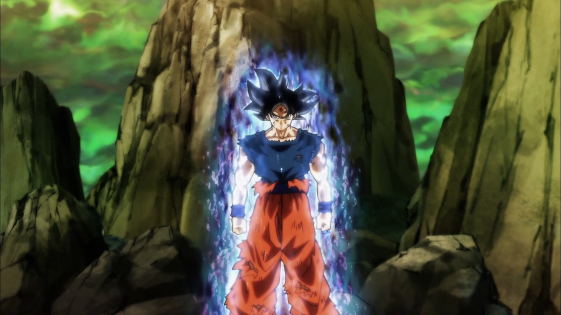 Goku Ultra Instinct Full Hd Wallpaper And Background Image
