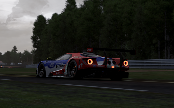 Video Game Project Cars 2 Ford Ford GT Car HD Wallpaper | Background Image