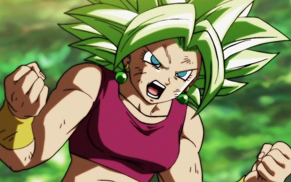 Anime Dragon Ball Super Dragon Ball Kefla Super Saiyan HD Wallpaper   Background Image