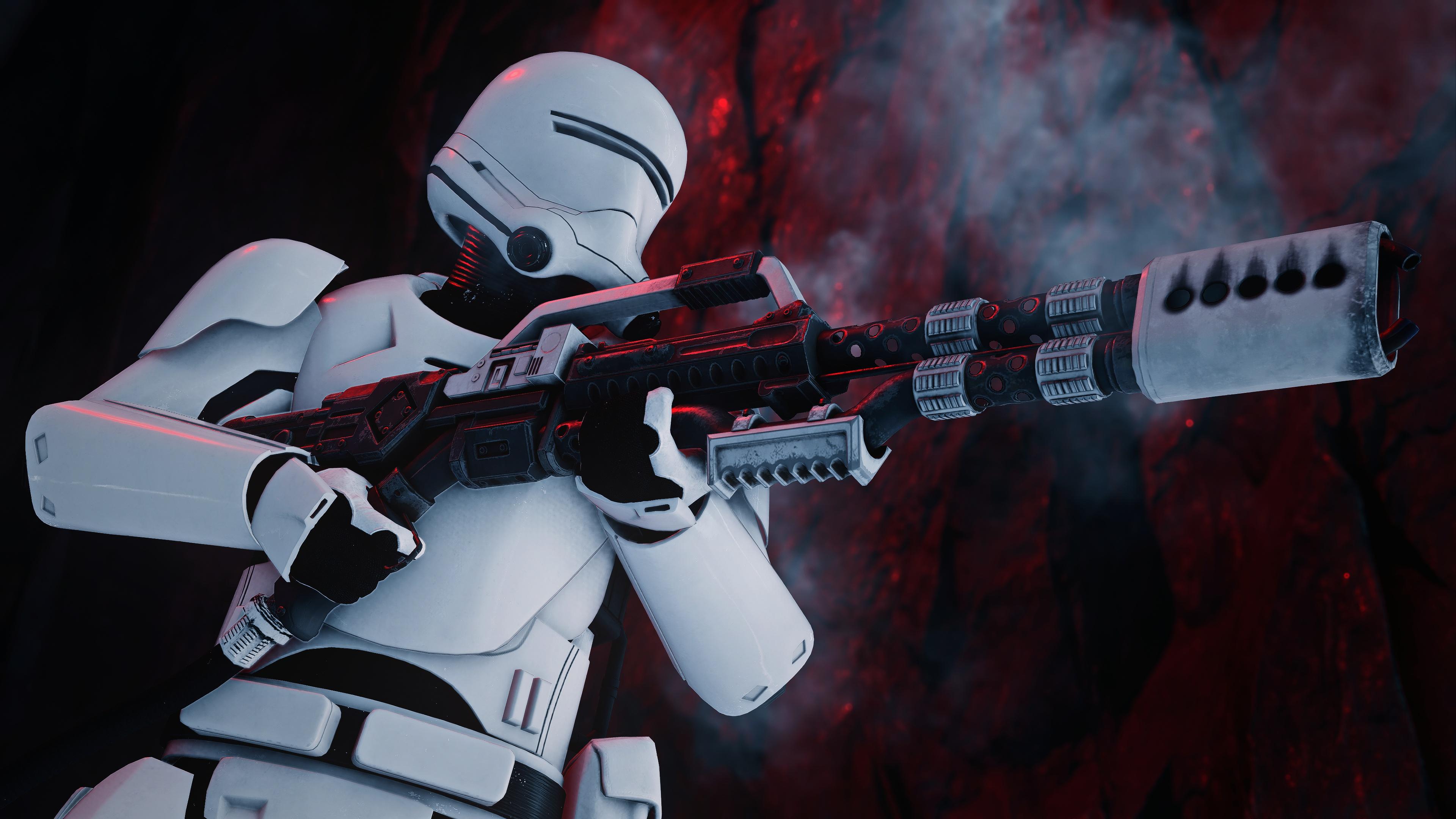 Star Wars Battlefront Ii 2017 4k Ultra Hd Wallpaper Background Image 3840x2160