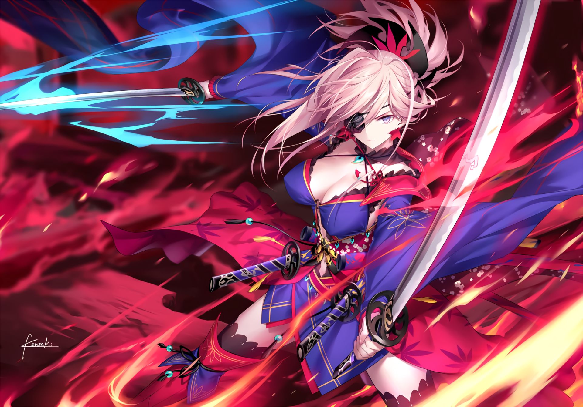 32 Miyamoto Musashi Hd Wallpapers Background Images Wallpaper Abyss