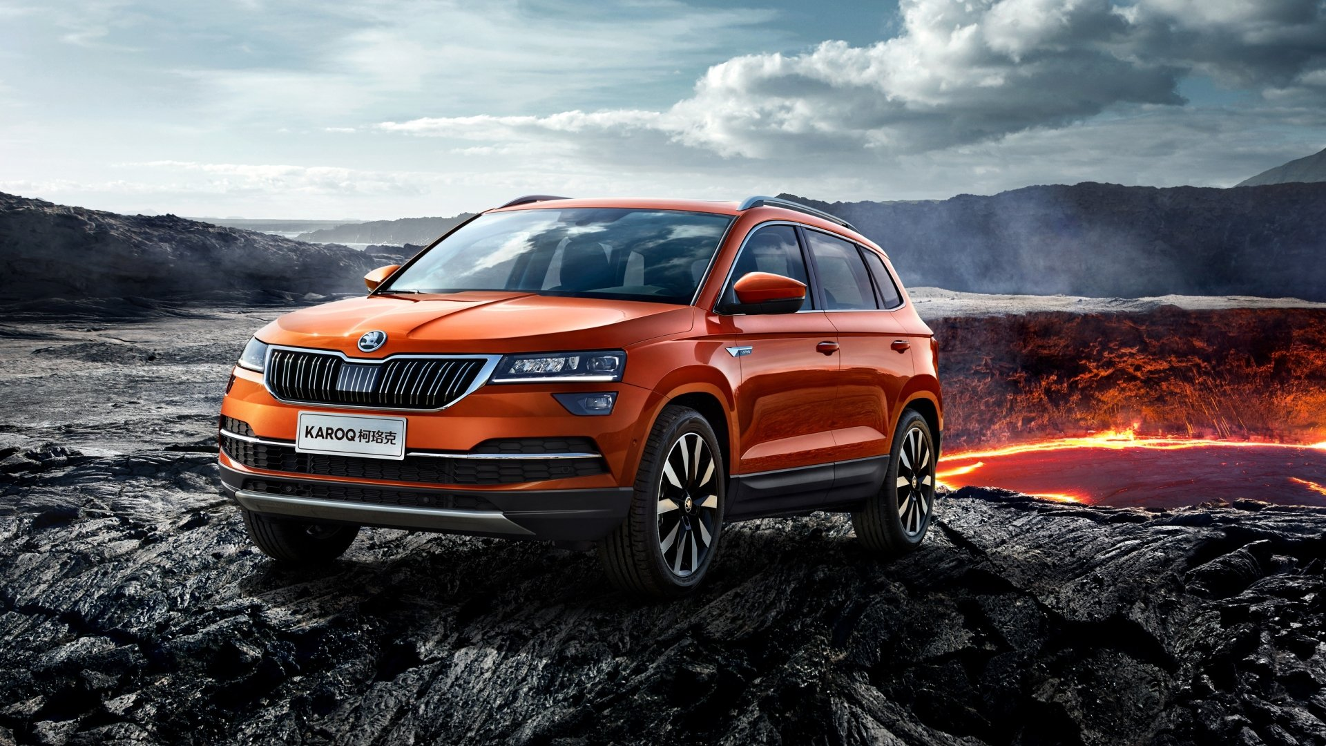 39 Skoda Karoq Hd Wallpapers Background Images Wallpaper Abyss