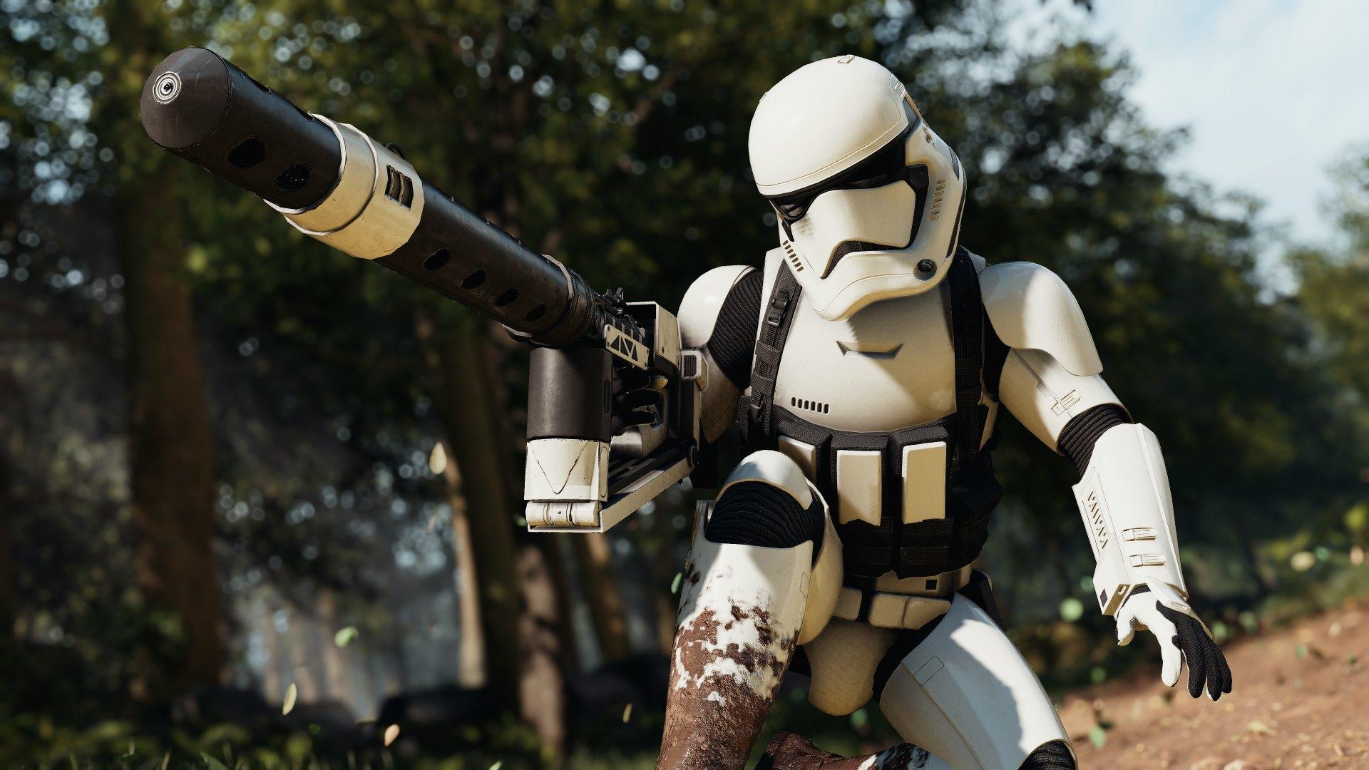Star Wars Battlefront II (2017) 4k Ultra HD Wallpaper ...