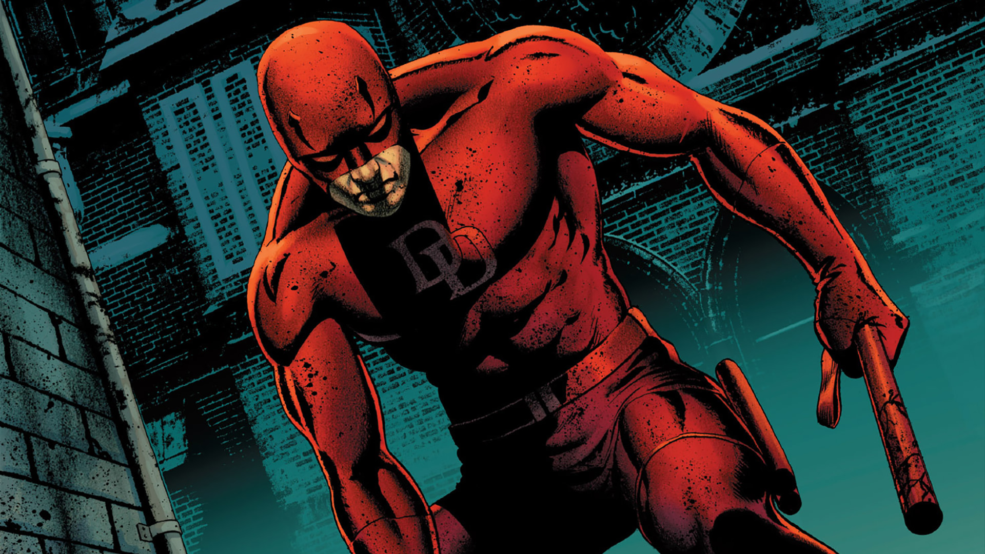 Daredevil Hd Wallpaper Background Image 1920x1080 Id 885384 Wallpaper Abyss