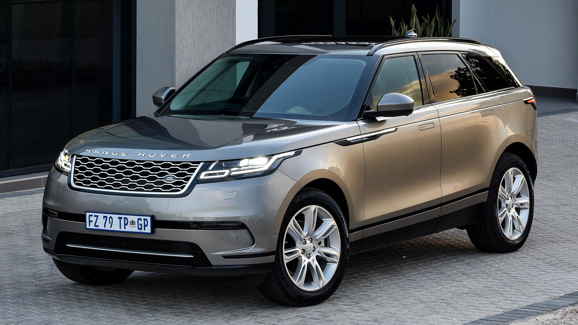 2017 Range Rover Velar Hd Wallpaper Background Image