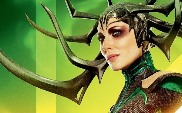 Películas Thor: Ragnarok Hela Cate Blanchett Fondo de pantalla HD | Fondo de Escritorio