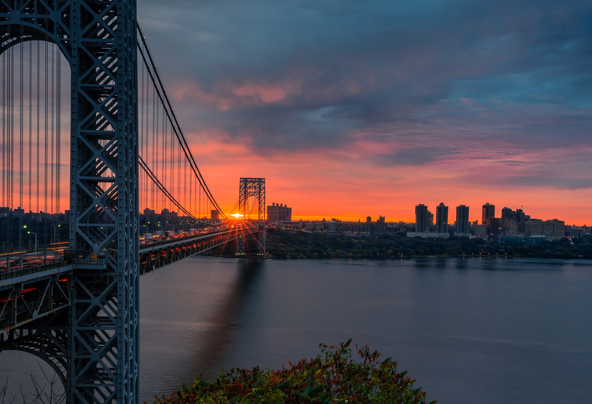 10 george washington bridge hd wallpapers | background images