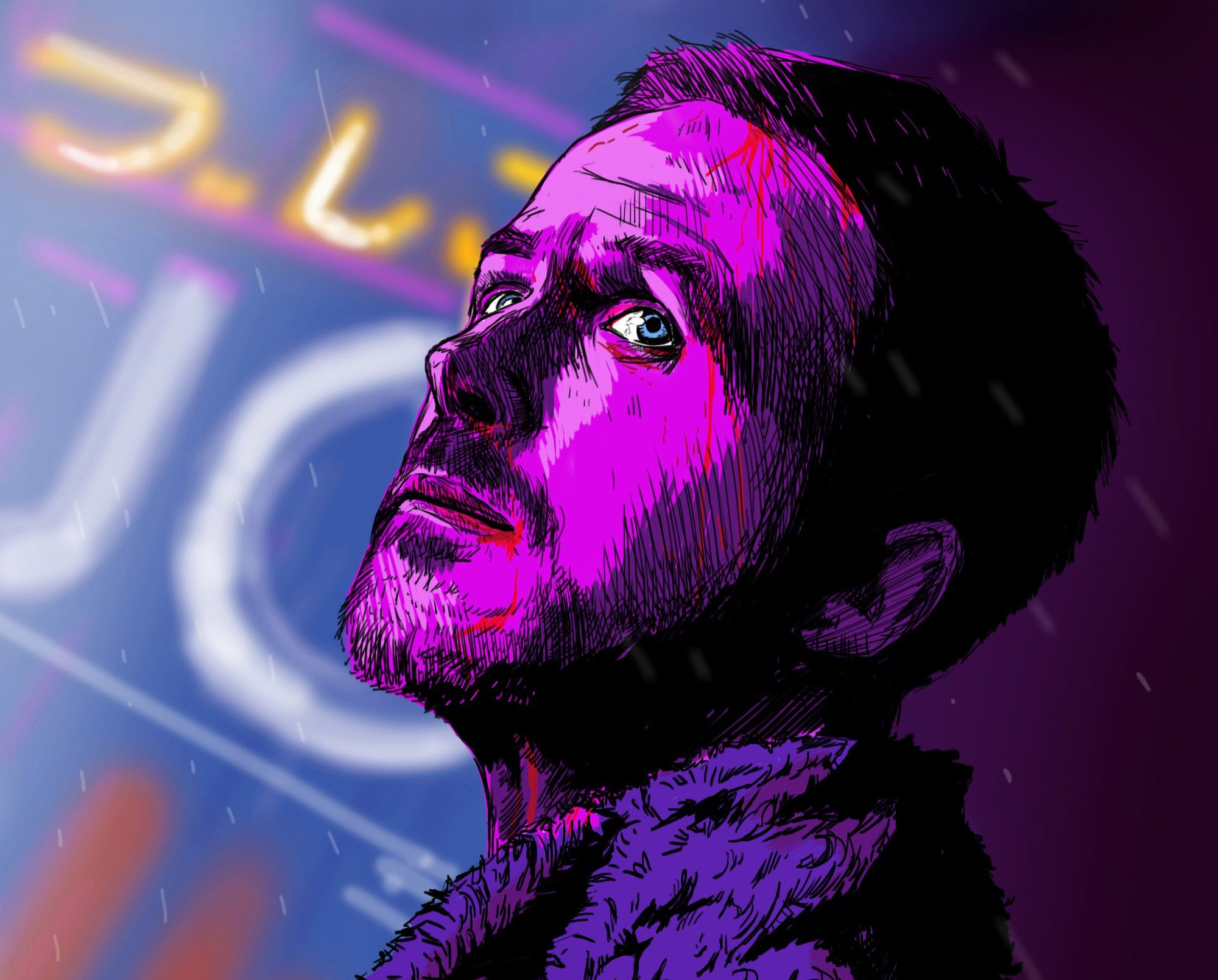 Blade Runner 2049 HD Wallpaper   Background Image ...