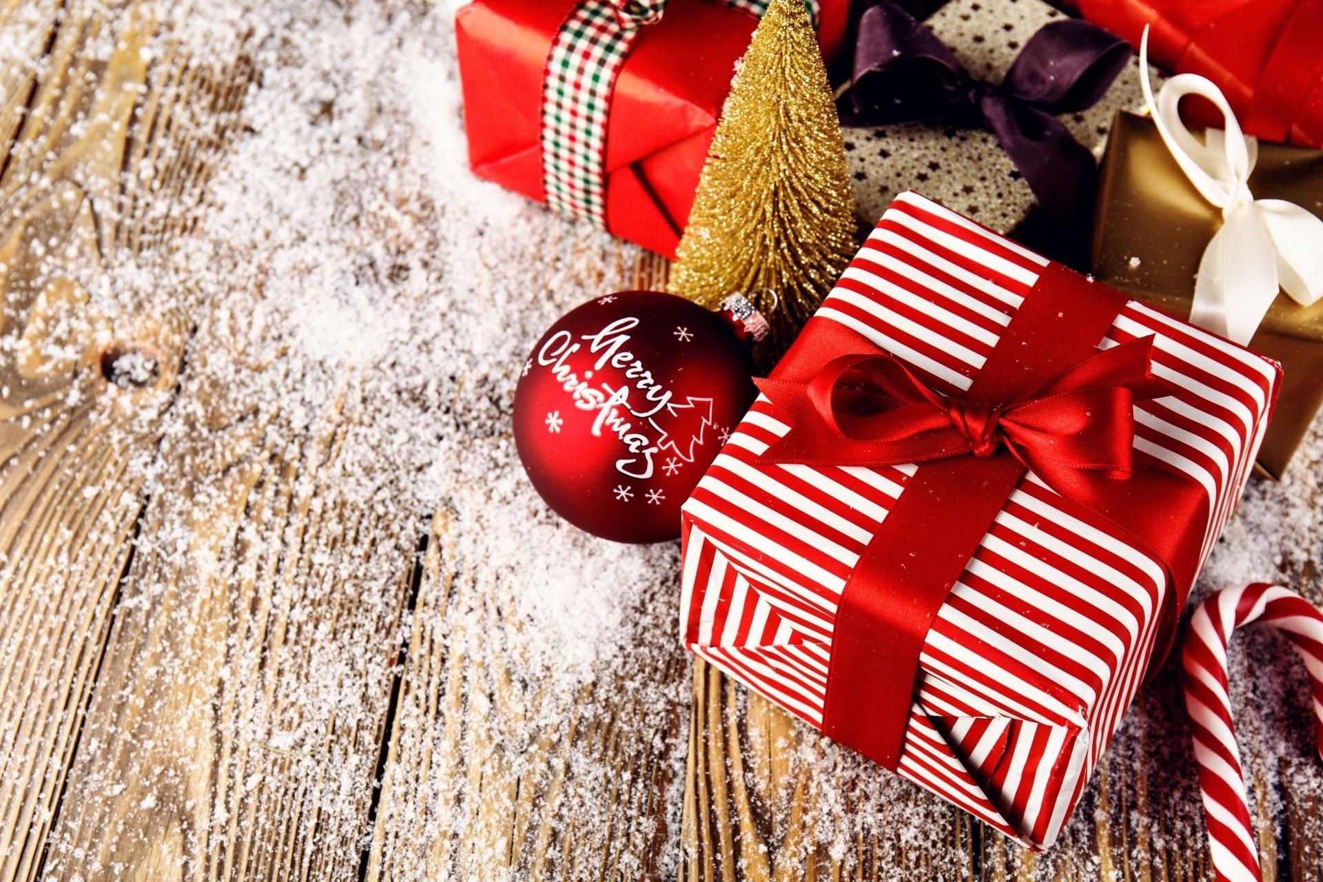 节日 - 圣诞节  礼物 Merry Christmas Christmas Ornaments 壁纸