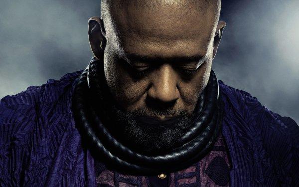 Movie Black Panther Forest Whitaker Zuri HD Wallpaper | Background Image