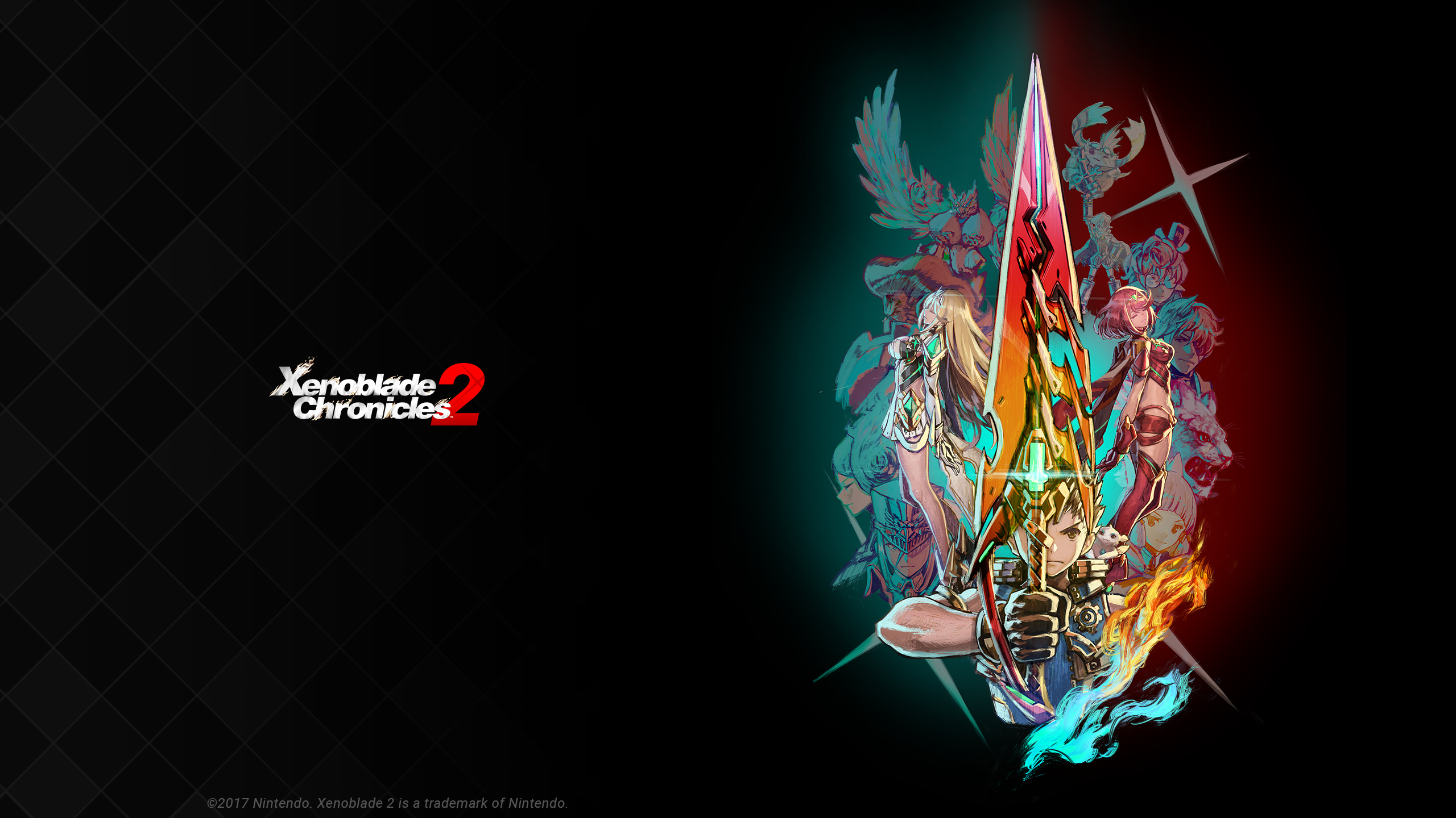 Xenoblade Chronicles 2 HD Wallpaper | Background Image ...