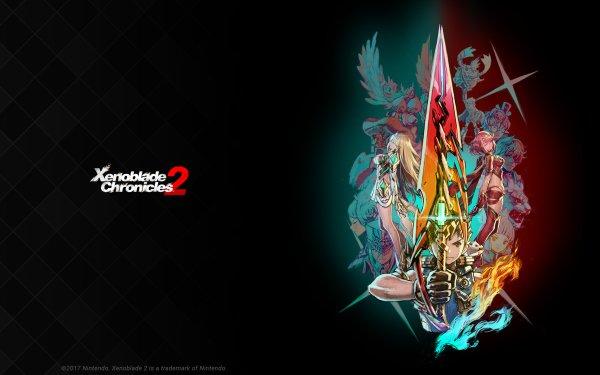 Video Game Xenoblade Chronicles 2 Xenoblade Chronicles Xenoblade HD Wallpaper | Background Image