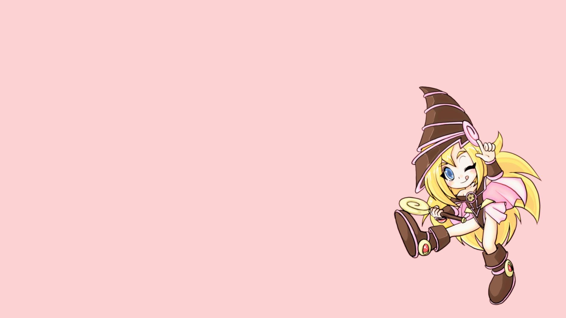 Dark Magician Girl Hd Wallpaper Background Image 1920x1080