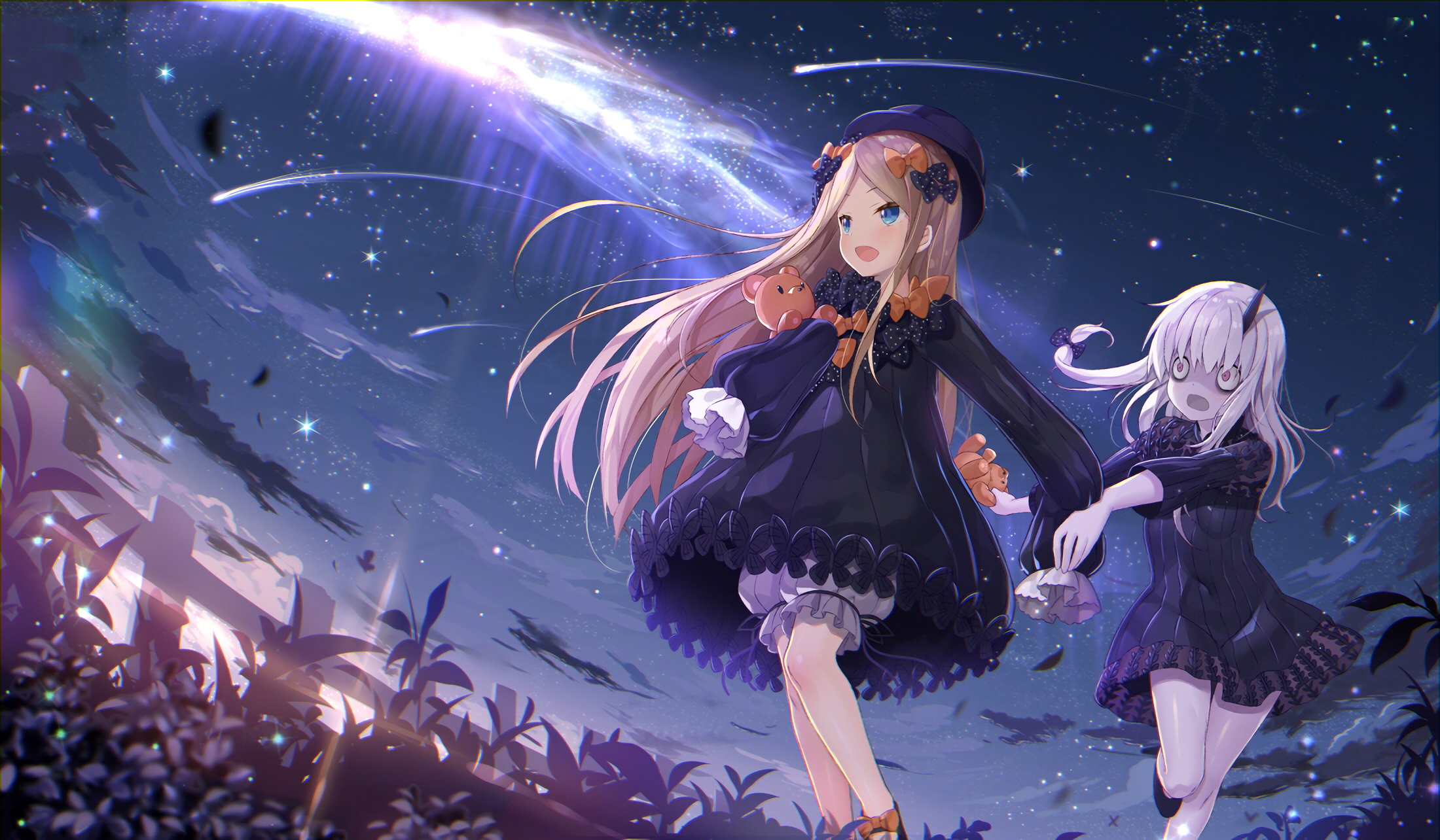 106 Abigail Williams Fate Grand Order Hd Wallpapers Background