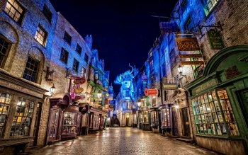 4 Diagon Alley Hd Wallpapers Background Images Wallpaper