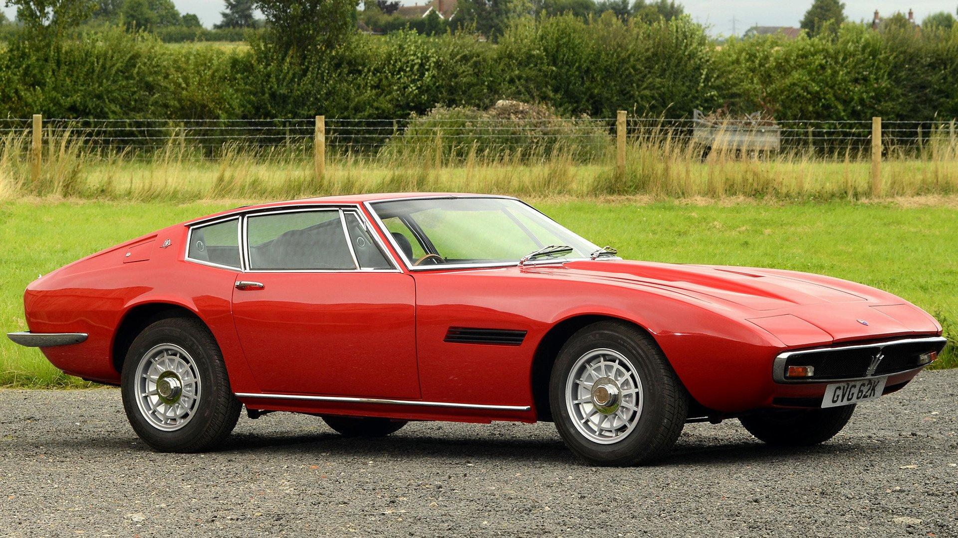 1970 Maserati Ghibli SS HD Wallpaper | Background Image ...