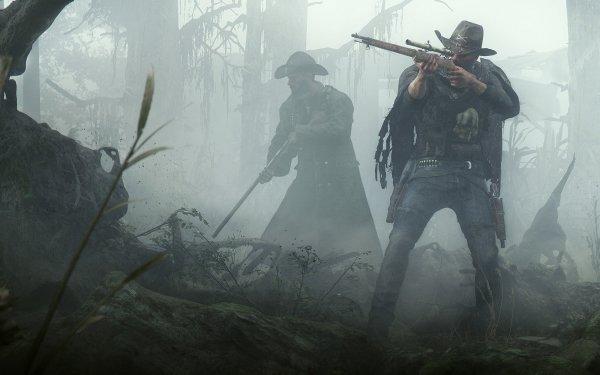 Video Game Hunt: Showdown HD Wallpaper   Background Image