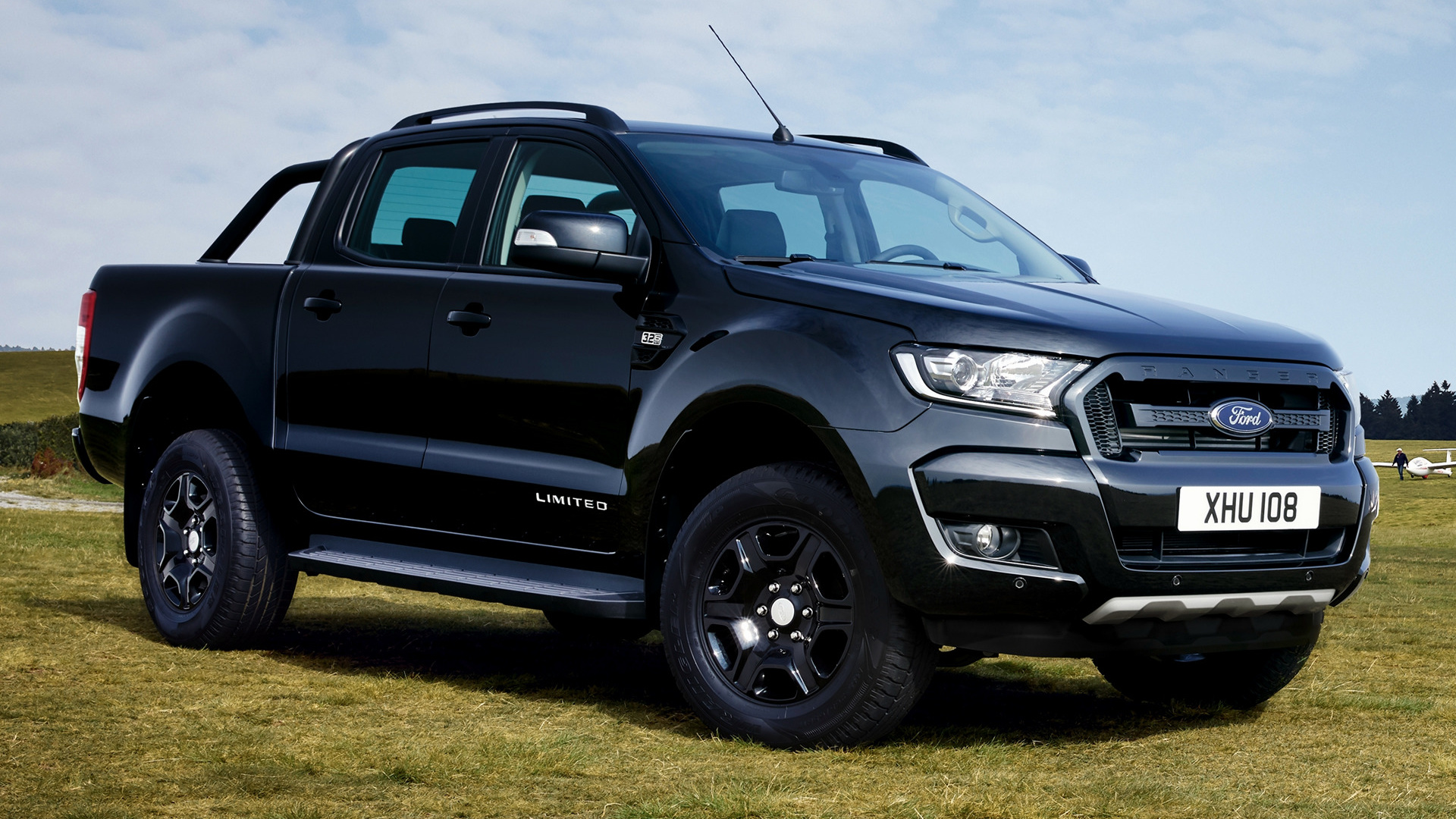 2017 ford ranger limited double cab hd wallpaper background image 1920x1080 id 898018. Black Bedroom Furniture Sets. Home Design Ideas