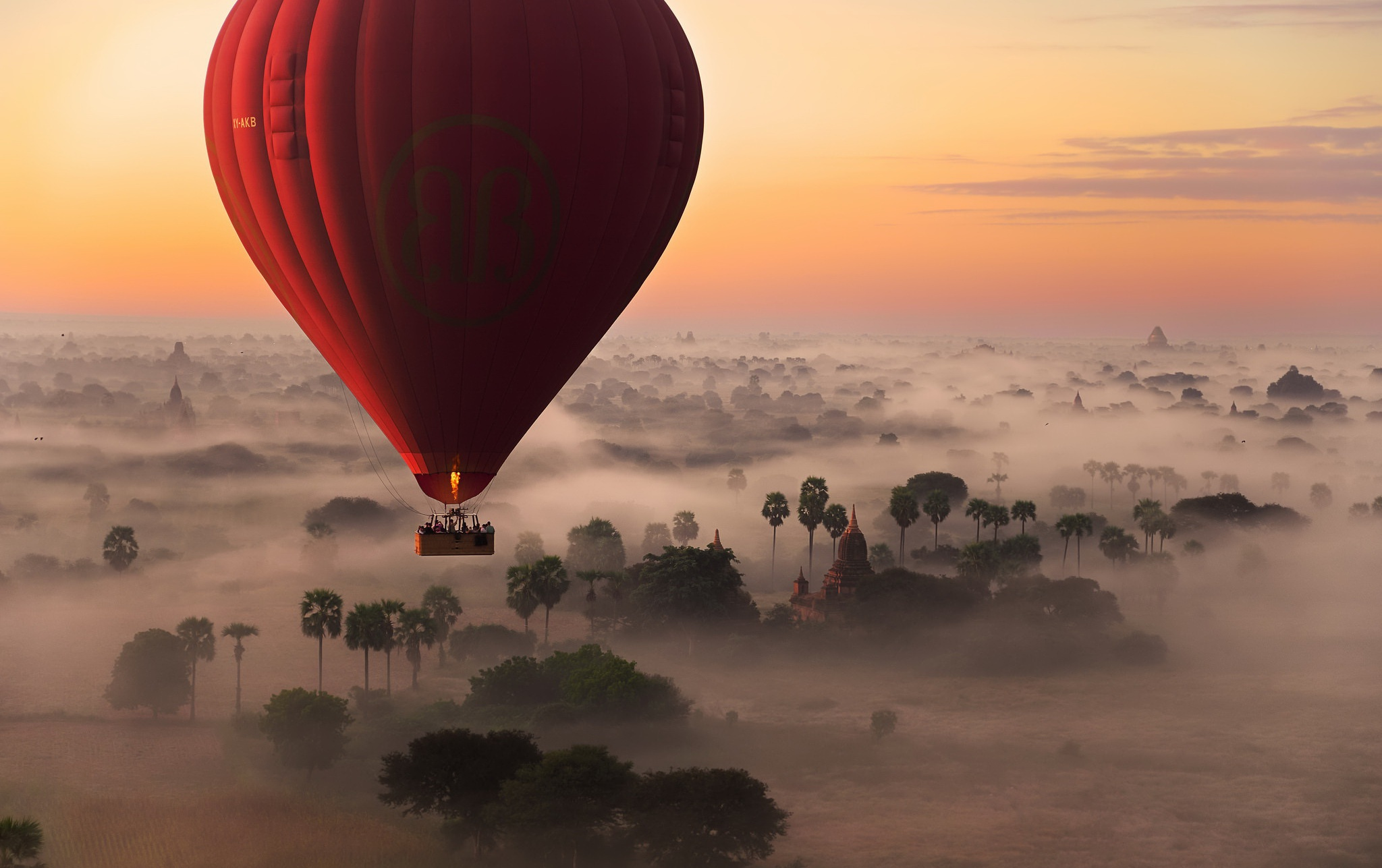 257 Hot Air Balloon Hd Wallpapers Background Images