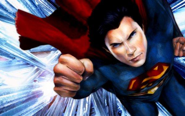 TV Show Smallville Superman DC Comics HD Wallpaper   Background Image