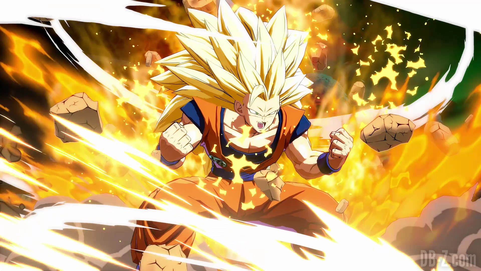 Dragon Ball Fighterz Hd Wallpaper Background Image 1920x1080