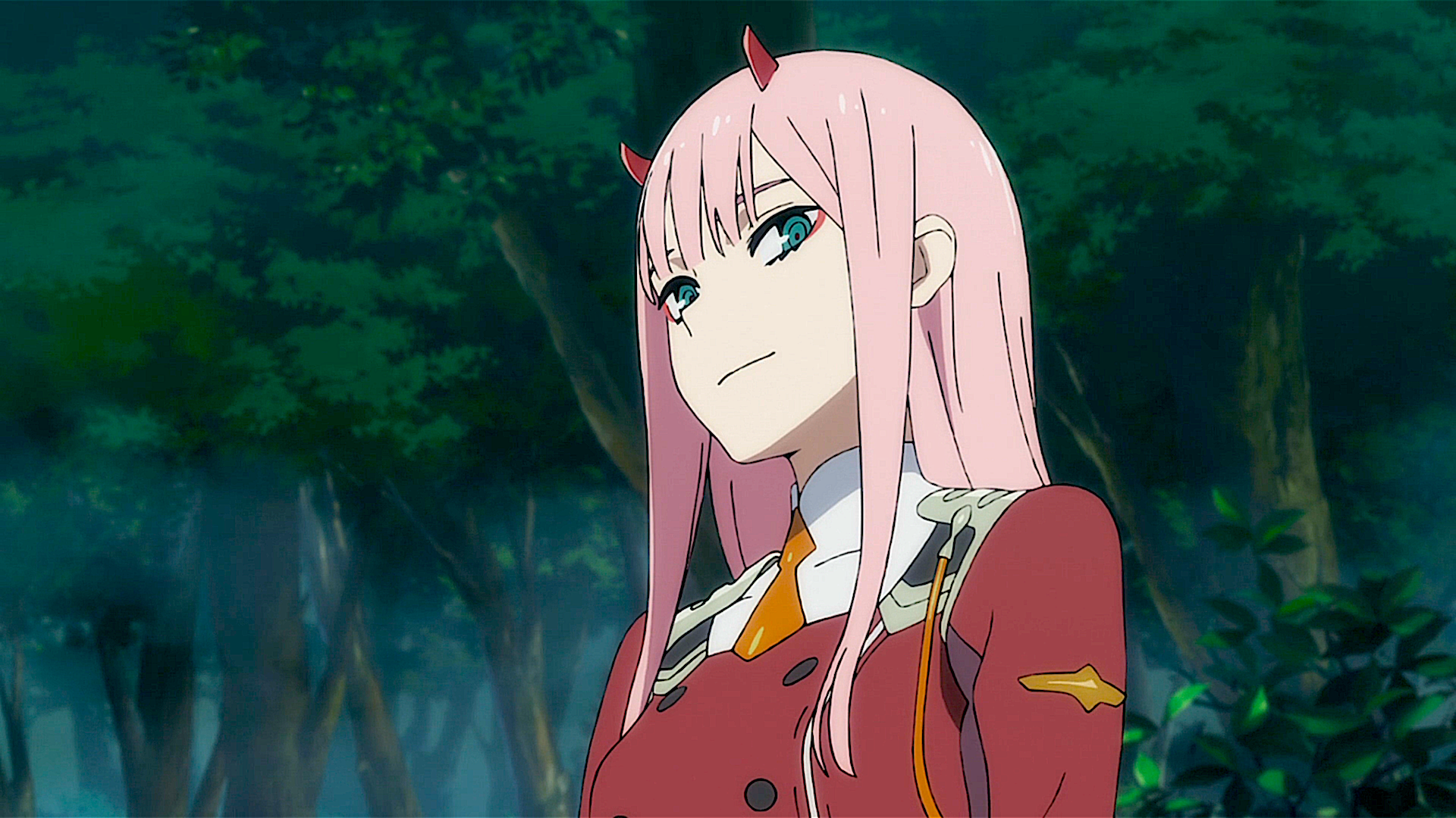 Zero Two Hd Wallpaper Background Image 1920x1080 Id 901306 Wallpaper Abyss