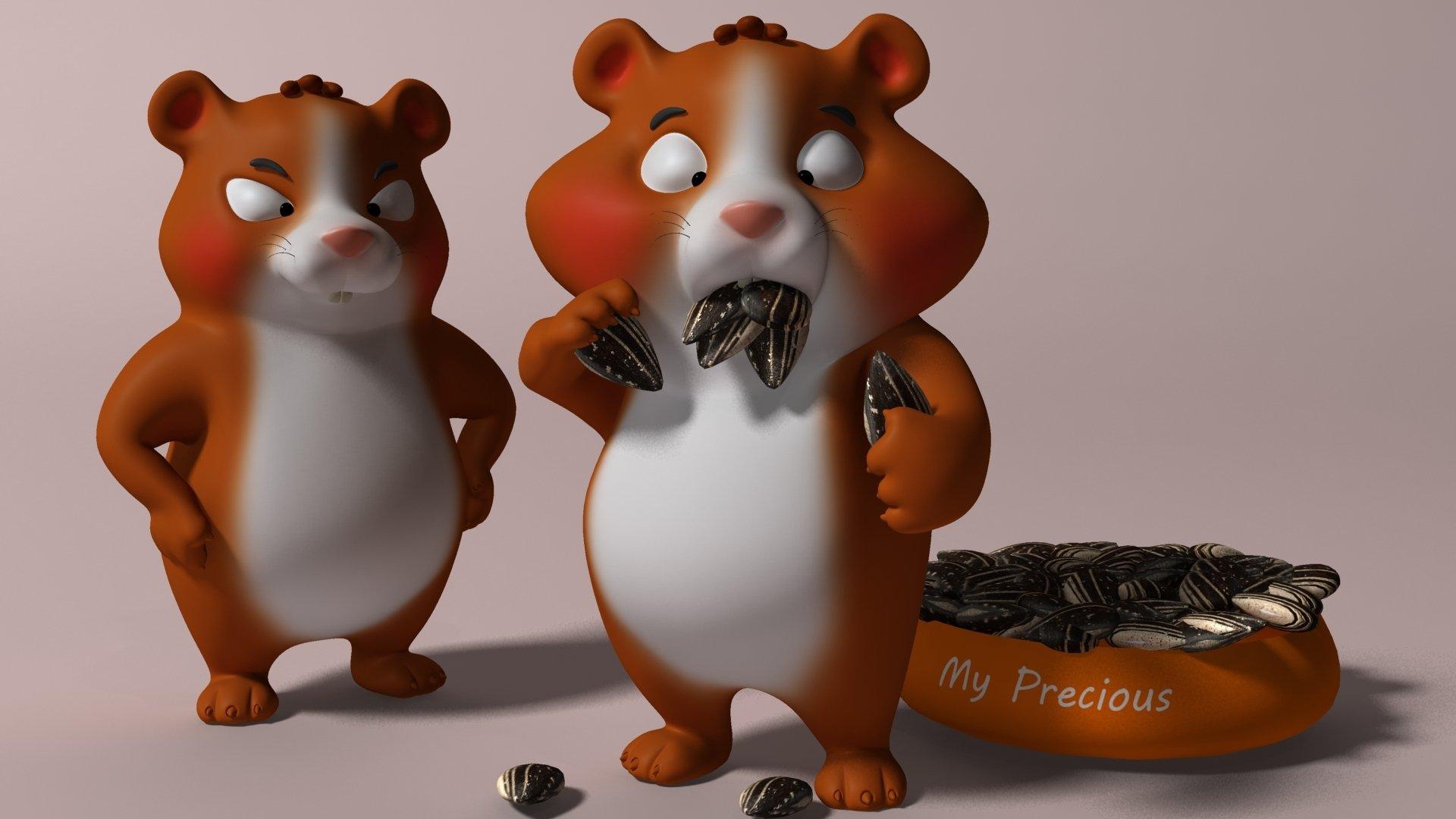 CGI - Cartoon  CGI Wallpaper