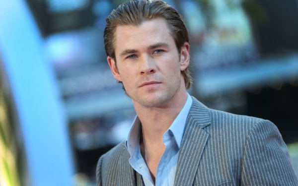 Celebrity Chris Hemsworth Actors Australia Man Actor Blonde Blue Eyes HD Wallpaper | Background Image