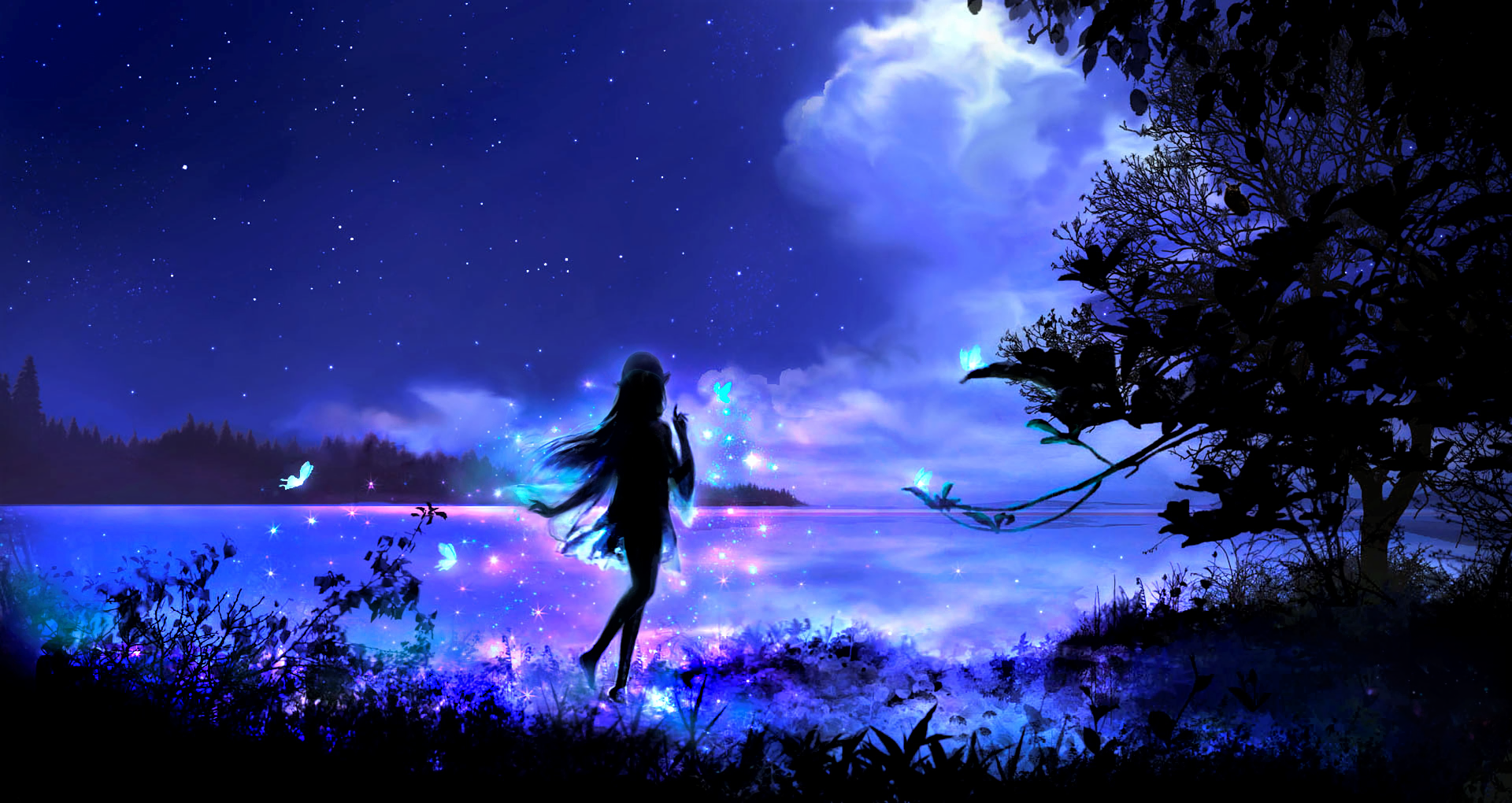 Cool Wallpaper Night Fairy - thumb-1920-903227  Best Photo Reference-32986.png