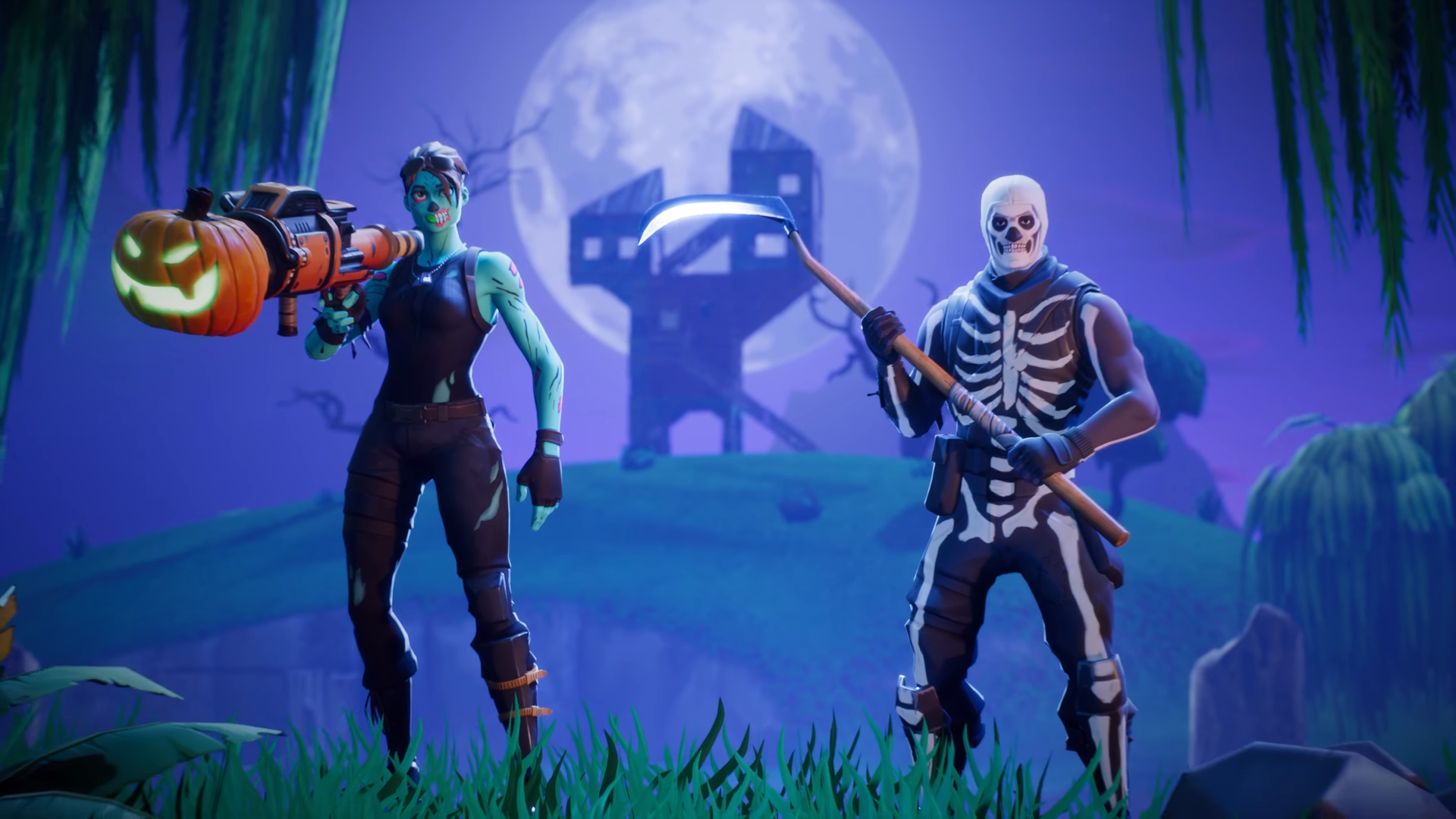 Fortnite Wallpaper Png