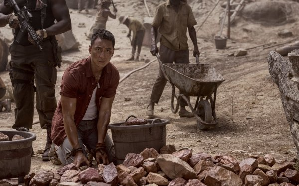 Film Tomb Raider (2018) Daniel Wu Lu Ren Fond d'écran HD | Arrière-Plan