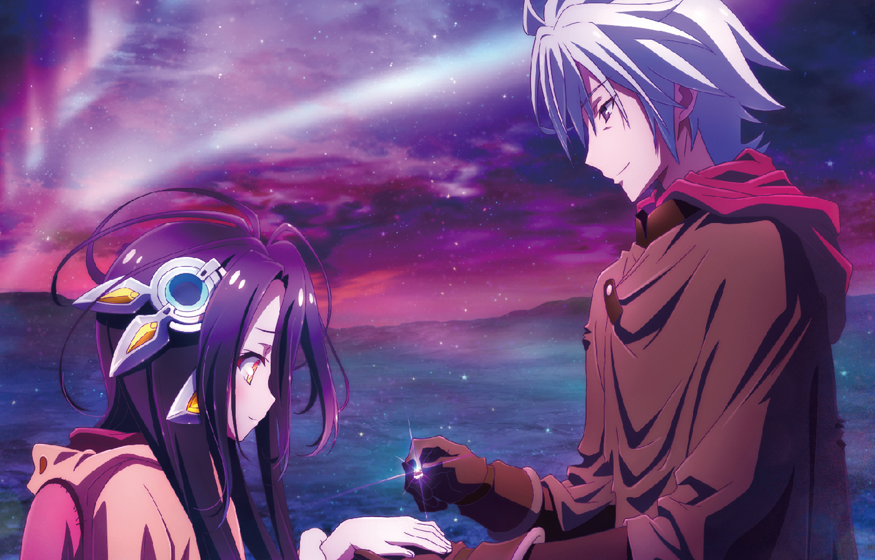 No Game No Life Hd Wallpaper Background Image 3000x1920 Id