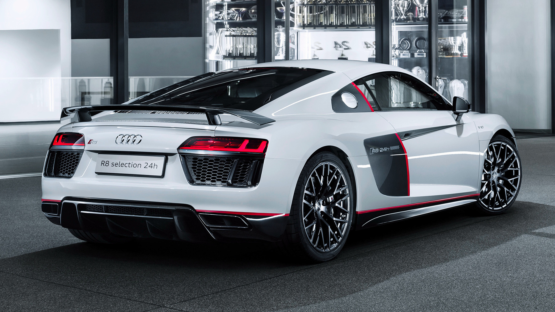 2016 Audi R8 V10 Plus Selection 24h Hd Wallpaper