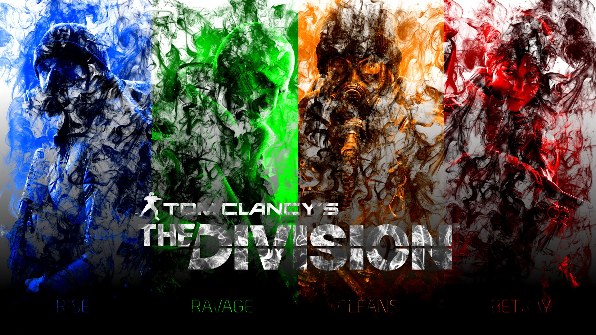 Video Game - Tom Clancy's The Division  Wallpaper