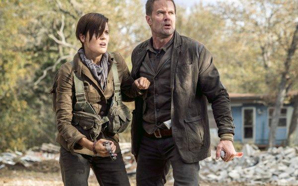 TV Show Fear the Walking Dead Maggie Grace HD Wallpaper   Background Image