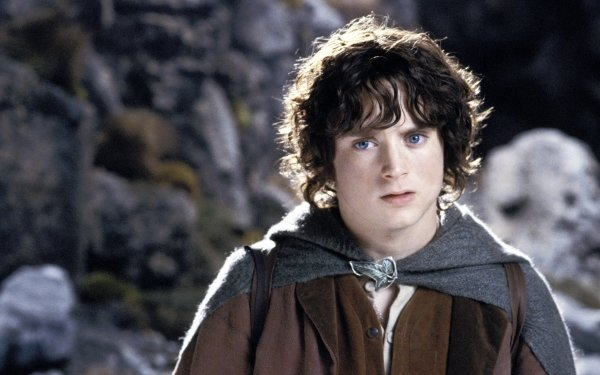 Movie The Lord of the Rings: The Two Towers The Lord of the Rings Movies Frodo Baggins Elijah Wood HD Wallpaper | Background Image