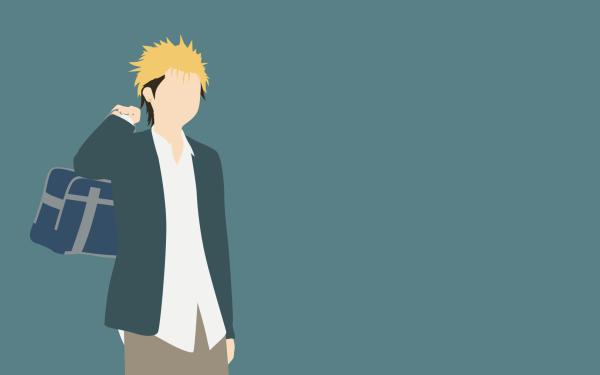 Anime Ajin: Semi-Humano Kaito Fondo de pantalla HD | Fondo de Escritorio