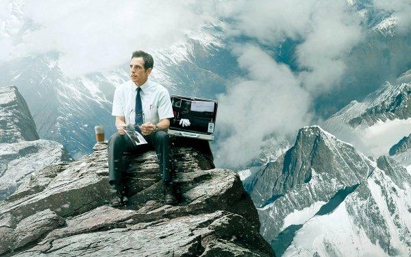 Movie The Secret Life of Walter Mitty Ben Stiller Walter Mitty HD Wallpaper | Background Image
