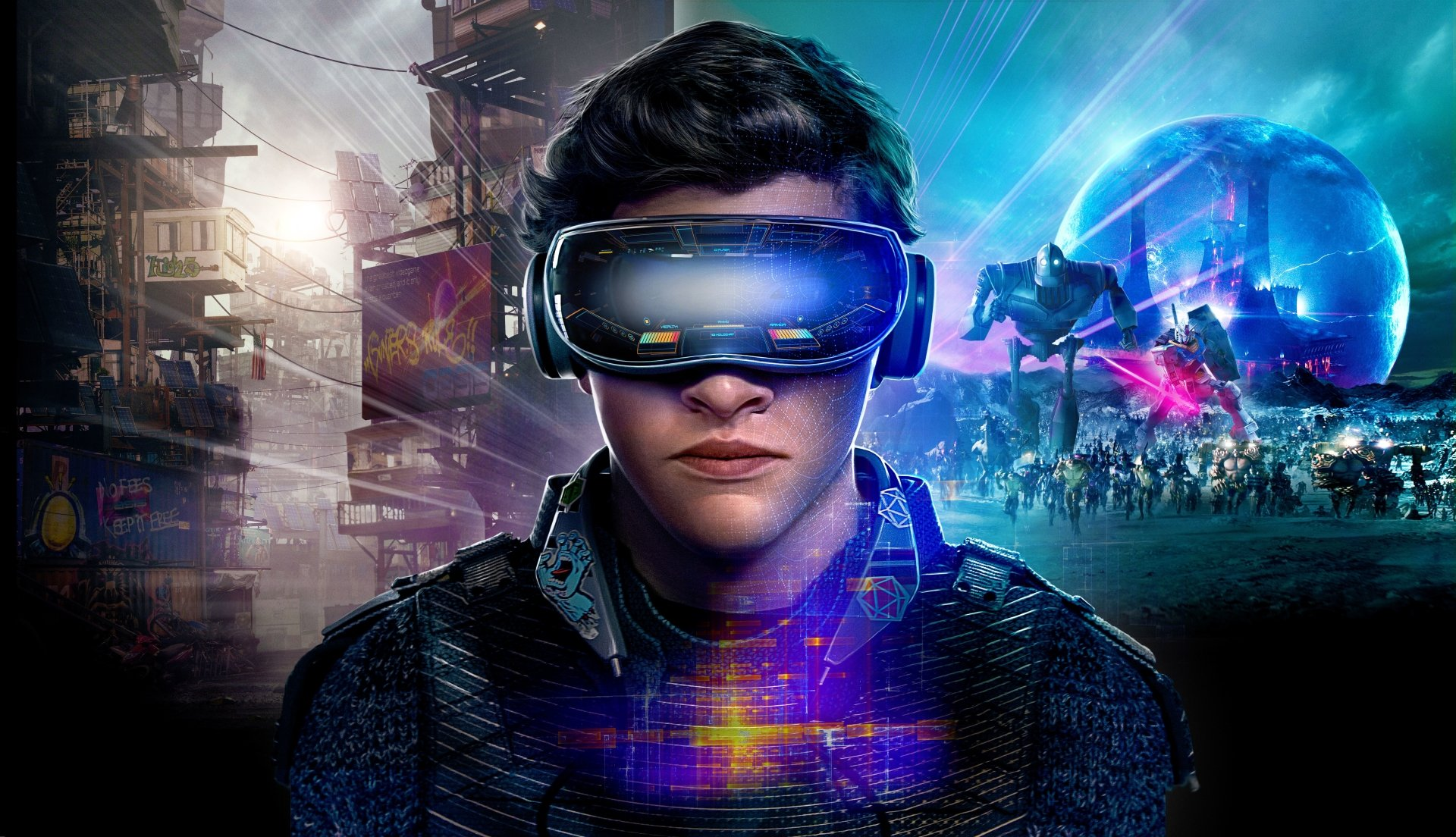 24 4k Ultra Hd Ready Player One Wallpapers Background Images