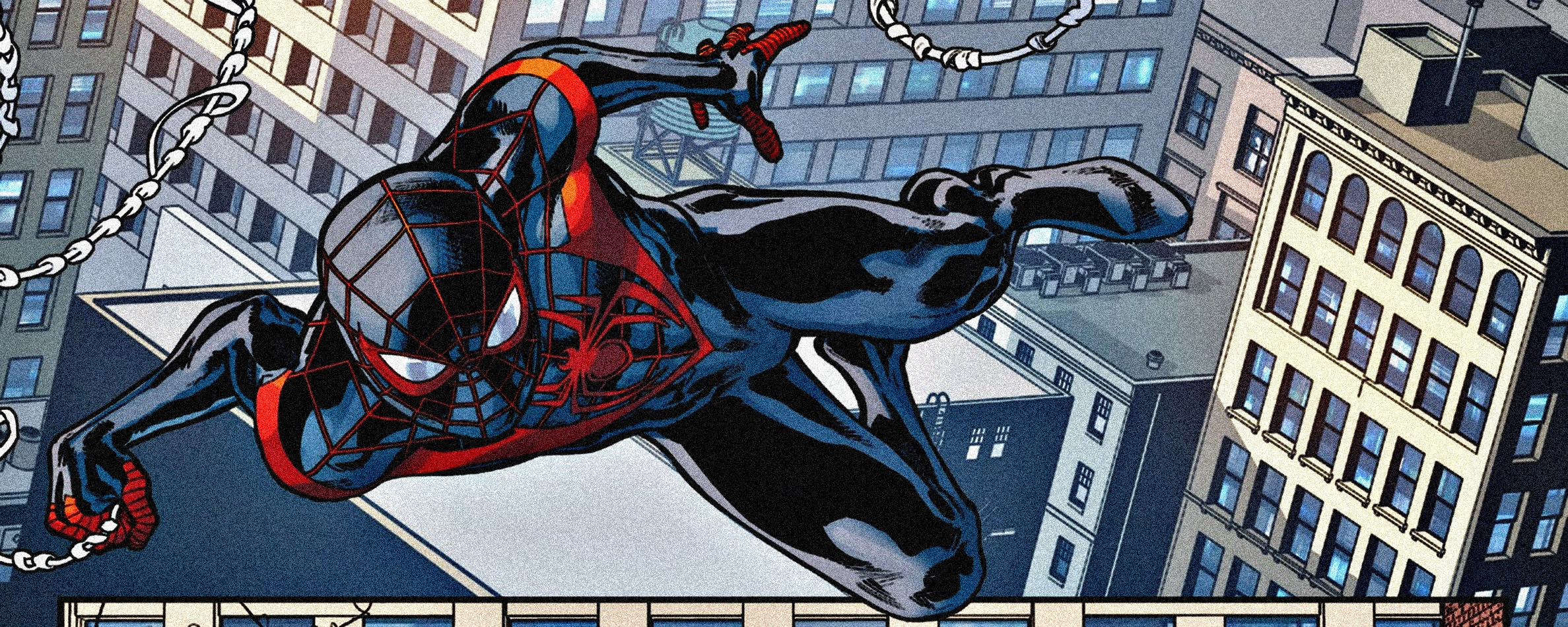Miles Morales Wallpaper And Background Image