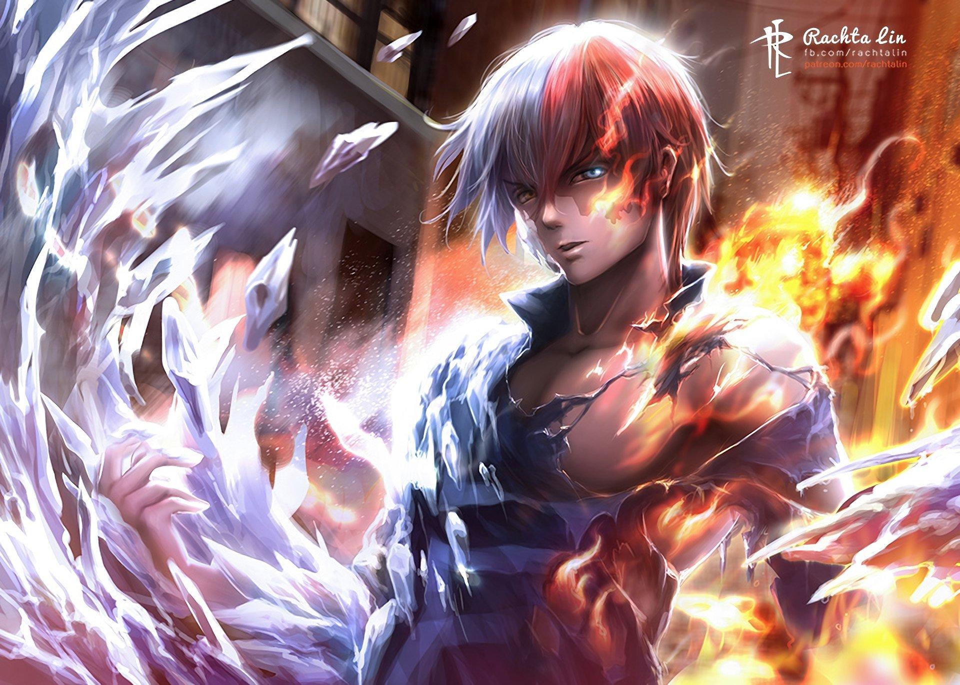 My Hero Academia Hd Wallpaper Background Image