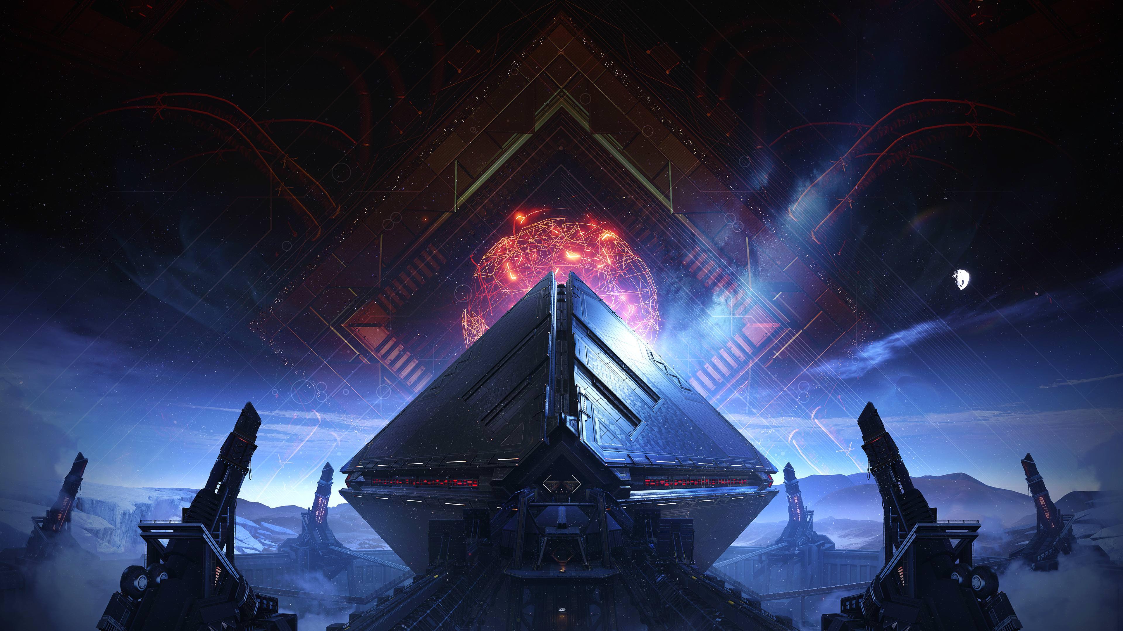 Destiny 2 4k Ultra Hd Wallpaper Background Image 3840x2160