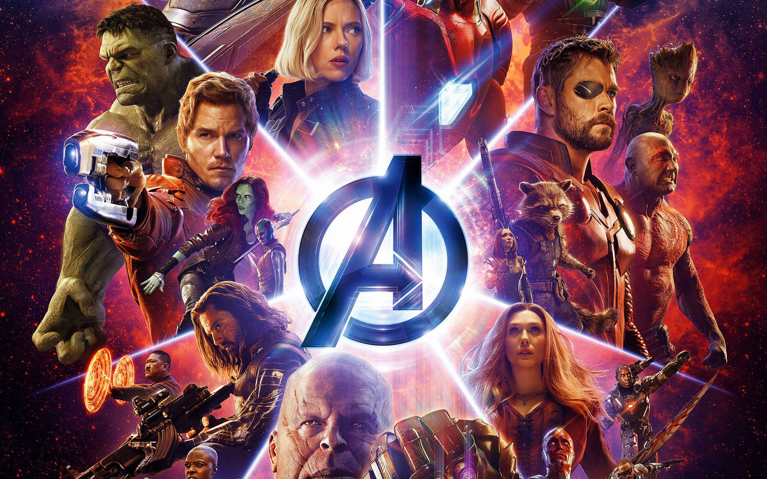 Avengers Infinity War Hd Wallpaper Background Image 2560x1600